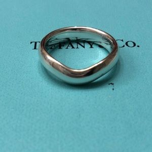 Tiffany & Co. Sterling Silver Ring size 8